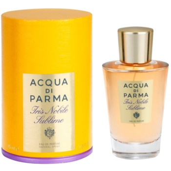 Acqua di Parma Iris Nobile Sublime eau de parfum pentru femei 75 ml
