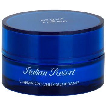 Acqua di Parma Italian Resort crema anti rid pentru ochi cu extract de plante  15 ml