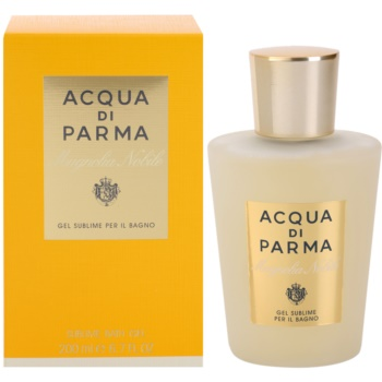 Fotografie Acqua di Parma Nobile Magnolia Nobile sprchový gel pro ženy 200 ml