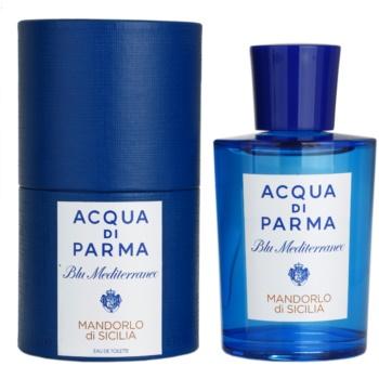 Fotografie Acqua di Parma Blu Mediterraneo Mandorlo di Sicilia toaletní voda unisex 150 ml