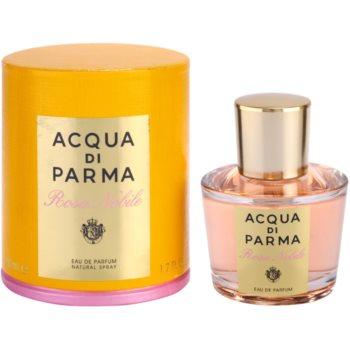 Fotografie Acqua di Parma Rosa Nobile parfemovaná voda pro ženy 50 ml
