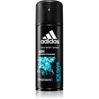 Adidas Ice Dive deodorant spray imagine produs