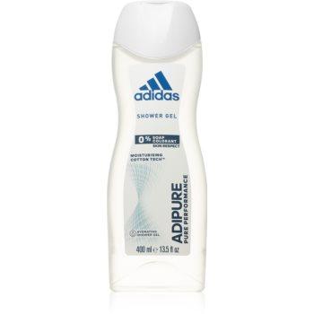 Adidas Adipure gel de dus hidratant imagine produs