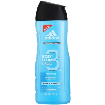 Adidas 3 After Sport gel de du? pentru bãrba?i imagine produs