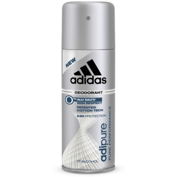 Adidas Adipure deodorant spray imagine produs