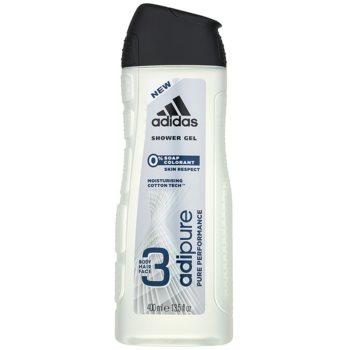 Poza Adidas Adipure gel de dus pentru barbati 400 ml