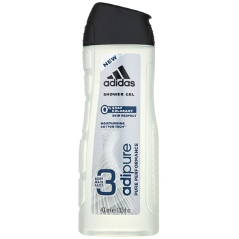 Adidas Adipure gel de dus pentru barbati 400 ml