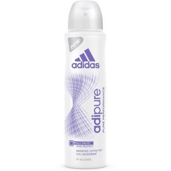 Adidas Adipure deodorant Spray para mulheres