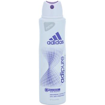 Adidas Adipure deodorant Spray para mulheres 1