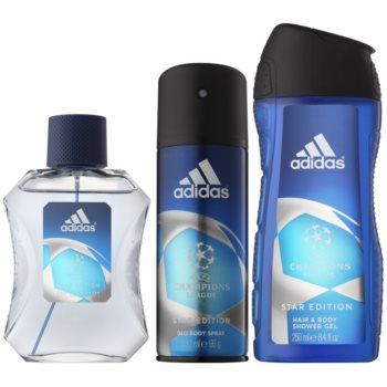 Adidas UEFA Champions League Gift Set 1