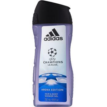 Adidas UEFA Champions League Arena Edition gel de dus pentru barbati 250 ml