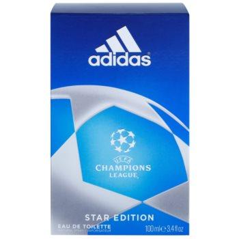 Adidas Champions League Star Edition тоалетна вода за мъже 4