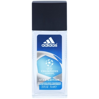 Adidas Champions League Star Edition Deodorant spray pentru barbati 75 ml