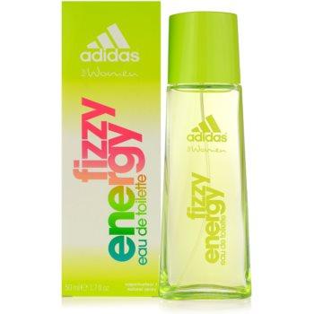 Adidas Fizzy Energy Eau de Toilette pentru femei 50 ml