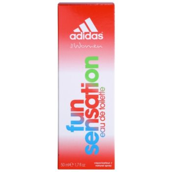 Adidas Fun Sensation Eau de Toilette for Women 4