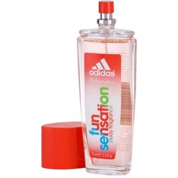 Adidas Fun Sensation Дезодорант с пулверизатор за жени 1