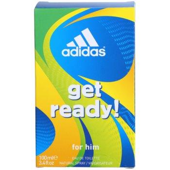 Adidas Get Ready! woda toaletowa dla mężczyzn 4