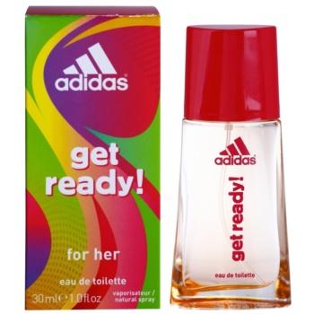 Adidas Get Ready! Eau de Toilette pentru femei 30 ml