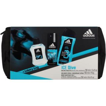 Adidas Ice Dive set cadou 7