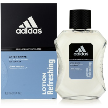Adidas Skin Protect Lotion Refreshing After Shave Lotion for Men