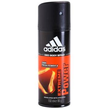 Adidas Extreme Power deodorant Spray para homens   24 h