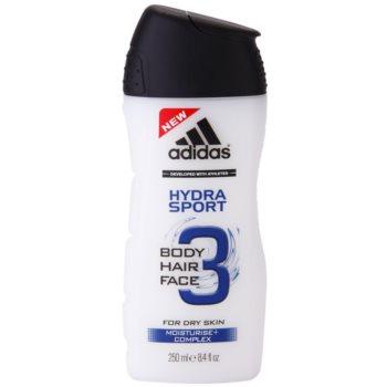Adidas 3 Hydra Sport gel de dus pentru barbati