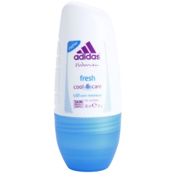 Adidas Fresh Cool & Care antiperspirant roll-on