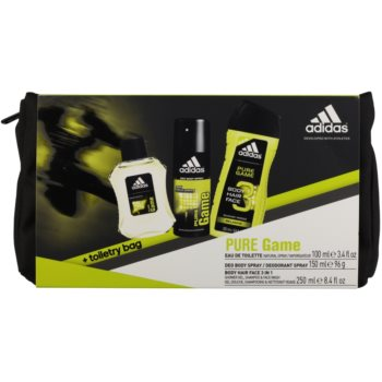 Adidas Pure Game Gift Set 7
