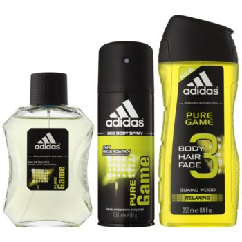 Adidas Pure Game Gift Set 1