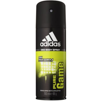 Adidas Pure Game Gift Set 3
