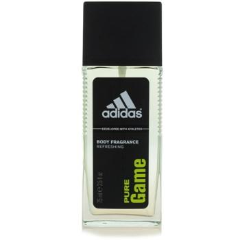 Adidas Pure Game deodorant spray pentru bărbați 75 ml