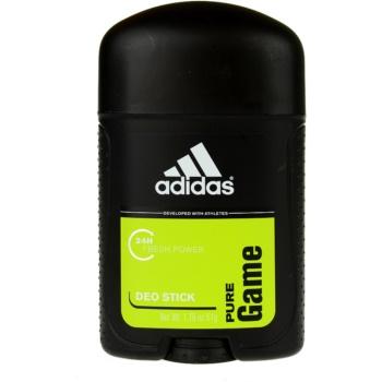 Adidas Pure Game дезодорант-стік для чоловіків