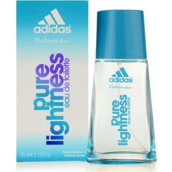 Adidas Pure Lightness eau de toilette pentru femei 30 ml