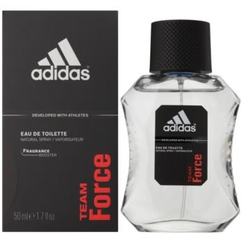 Adidas Team Force Eau de Toilette pentru barbati 50 ml