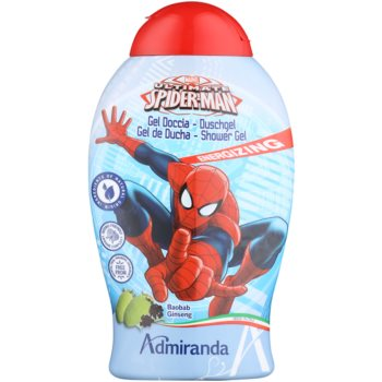 Admiranda Ultimate Spider-Man hypoallergenes Duschgel