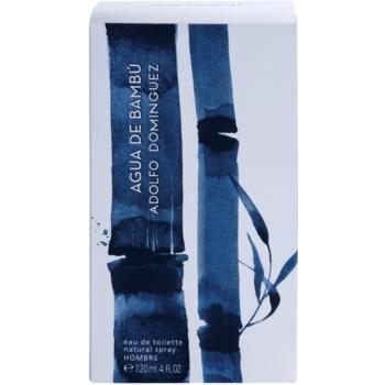 Adolfo Dominguez Agua de Bambu Eau de Toilette para homens 4