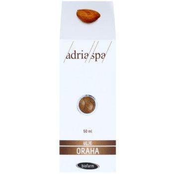 Adria-Spa Natural Oil olej z orzechów włoskich do włosów suchych i zniszczonych 2