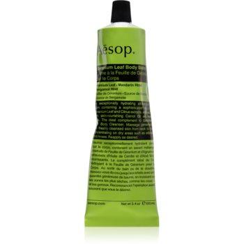 Aésop Body Geranium Leaf hydratační péče na tělo 120 ml