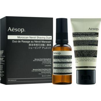 Aēsop Skin Maroccan Neroli set cosmetice I. pentru barbati