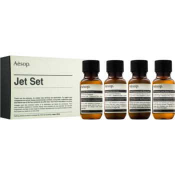 Aēsop Jet Set Seturi pentru voiaj I.