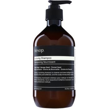Aésop Hair Nurturing sampon hranitor pentru par indisciplinat