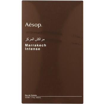 Aésop Marrakech Intense Eau de Toilette unisex 4