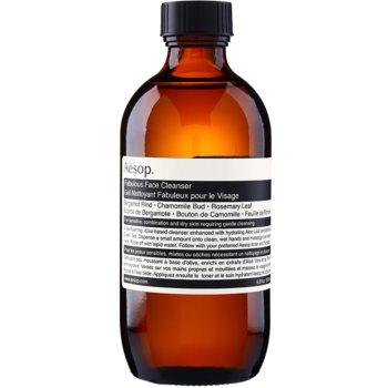 Aēsop Skin Fabulous gel de curățare pentru ten uscat și sensibil