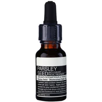 A?sop Skin Parsley Seed ser antioxidant pentru toate tipurile de ten imagine produs