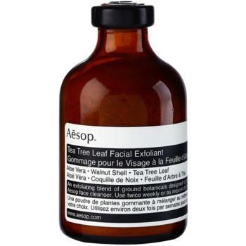 Aésop Skin Tea Tree Leaf exfoliant pulbere