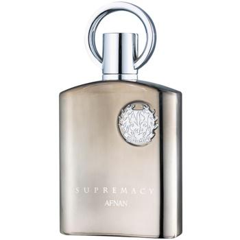 Afnan Supremacy Silver eau de parfum pentru barbati 100 ml