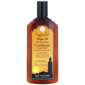 agadir daily moisturzing balsam hidratant pentru par uscat si vopsit