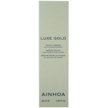 Ainhoa Luxe Gold sérum facial com caviar 3