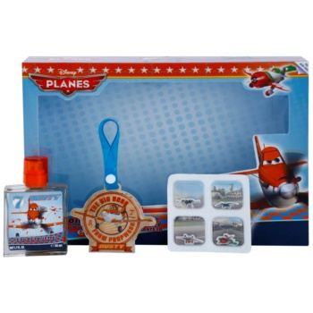 Image of Air Val Planes Gift Set I. Eau De Toilette 50 ml + 3D stickers 4 ks + luggage tag