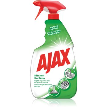 Ajax Kitchen produs de curã?are pentru bucãtãrie spray imagine produs
